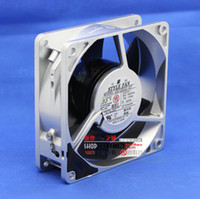 Copper & Aluminum bearing temperature - STYLE FAN US12D22 GT AC V W CM all metal high temperature fan