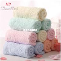 Wholesale Hot sale72 x cm Towel Cotton towel Colors Red Yellow Blue Orange Green Cotton Natural amp soft cotton towel