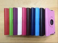 Wholesale 360 Rotating Swivel Leather Case For New Google Nexus nd Generation pc