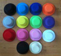 Wholesale 20 Discount Off Mini Top Hat Fascinator Base in more than Colors quot Diameter