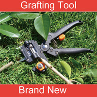 Wholesale and Retail Garden Tool Professional Fruit Vegetable and Flower Grafting Pruner with Blade IT101