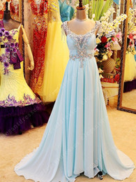 Zuhair murad Spring 2019 Cheap Long Pageant Evening Gowns A-line Crystal Backless Evening dresses Prom Dresses Party Gown Under 100$