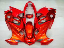 Fairings kit For SUZUKI KATANA 2003 2004 2005 2006 GSXF600 GSX600F GSXF 600 03 05 06 GSX 600F orange Fairing set +7gifts SY37