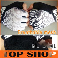 Riding Gloves Mountain Bike Short finger Sports Gloves Summe...