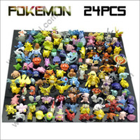 Wholesale small Pokemon action figure capsule toys