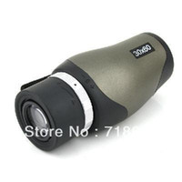 Wholesale New Hiking Bird Watching Camping x60 Adjustable Monocular Focus Telescope