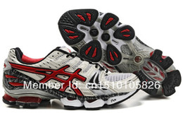 Wholesale hotsale new ASICS GEL KINSEI2 men running shoes us brand sports shox with