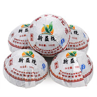 Wholesale Hot Sale Buy Get Premium g Chinese Yunnan Puer Tea Ripe Raw Puerh Tea Pu er The Health Care Ripe PuEr For Lose Weight Mixed Order
