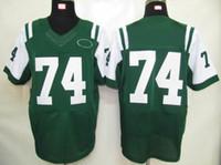 Wholesale Elite mens jerseys New Football jerseys NYJ Green mix order saradh