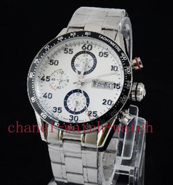 Factory Seller New In Box AAA Quality Calibre 16 Stainless Mens Automatic Mechanical Movement Watch Silver Men's Date Sport WristWatches