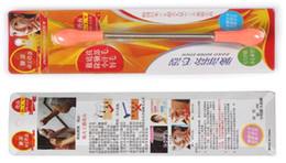 Wholesale serve for ladies stainless steel coil spring and plastic handles Facial Hair Remover Stick Epilator