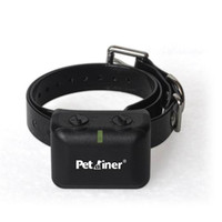 Wholesale Design No Bark Collar Sensitivity Levels Adjustable Pet Trainer Collar W743