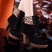 Half Boots women shoes medium heel - Free Shippment Medium Cut Winter Warm Women s Boots With Thick Heel Sexy Women s Boots Seude Safari Women s Sneakers Comfortable Boots Shoes
