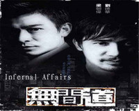 Wholesale AA HIGH QUALITY The Most popular Chinese Action Movie Infernal Affairs New Exciting From OPEC