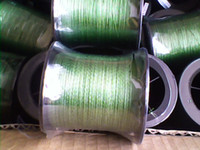 Wholesale 300m roll fishing pe dyneema strand braid fishing line super strong lb20Lb lb lb lb lb lb