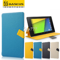 Yes nexus 7 2013 - Charming BASEUS leather cover case for Asus Google Nexus Gen nd Generation colors