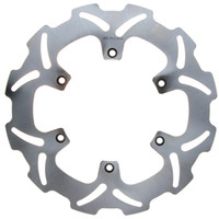 Brake Discs YAMAHA  Free Shipping Brake Disc Rotor Solid FOR YAMAHA WR 125 2001 2002-2007