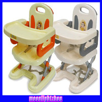 Hook-on Seats baby chair - Children dinette baby chair portable dinette folding chair X