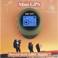 benz travel - Handheld Mini GPS Navigation Outdoor Sport Travel Adventure Hiking Camping D