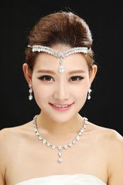 Wholesale Tiaras hair accessories bridal hair accessories bridal Wedding Bridal Jewelry RL S1086