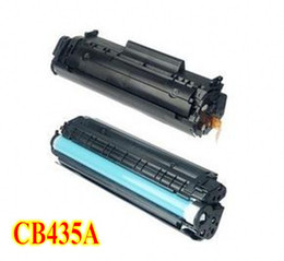 Wholesale CB435A A Compatible Toner Cartridge For HP LaserJet P1005 P1006 Black Color