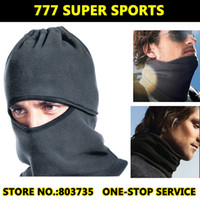 Yarn Dyed bicycle games - Full Face Mask Keep Warm Fleece Bicycle Cycling Masks Snowboard Neckercheif Bandanas Soccer Outside Sport Games in Winter