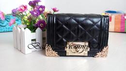 Wholesale New Fashion Bag HB Girl Handbag Double C Branded Design Lady Mini Bags Girls Purse Kids Sling Bags