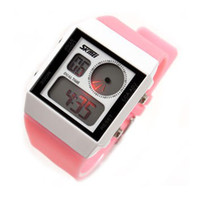 Wholesale new Fashion Quartz LED Digital Colorful Silicone Luxury Unisex Sport Watch Wrist watch Children s Watches with gift with box