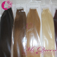 Wholesale 100 human weft of brazilian Loop Micro Ring Hair Extensions human straight hair extensions inch g
