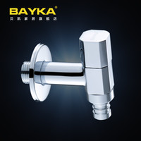 Cheap Bayka thread washing machine copper washing machine water inlet pipe water pipe copper bibcock