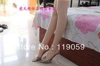 Wholesale Exclusive dealing real doll solid silicone doll female Feet Fake women Beauty Mannequin Leg mold clones socks shown LD