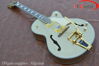 Hollow Body archtop jazz guitar - 6120 Natural Archtop Guitar JAZZ hollow Electric Guitar China Guitar