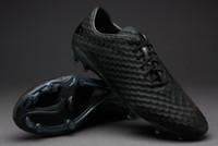 Wholesale Men s Limited Version Phantom FG Boots Charcoal Crimson Blk Soccer Shoes For Men s Football Shoes On Discount Sale Outdoors Cleats