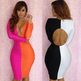 Wholesale 2013 New Arrival Sexy Nightclub Dresses Summer Sexy Women s Party Evening bandage dress club wear Dresses