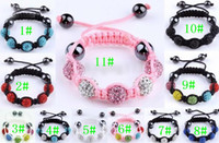 South American adjust shamballa bracelet - can be adjusted SHAMBALLA BRACELET STYLE COLOURS FOR BABY BABIES KIDS GIRLS CHILDREN