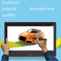 Wholesale Professional Interactive Pen Display level graphic Tablet Monitor LCD monitor VS Wacom Cintiq
