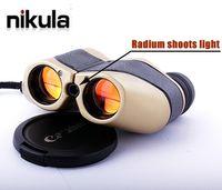 Wholesale Nikula TK8 LLL Night vision With Radium shoots light mini Hunting Telescope Binocular m m NEW