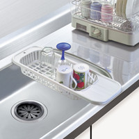 Wholesale Sanada sink water shelf drain rack fruits and vegetables water undersetters were