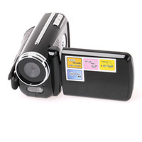 Wholesale MP inch TFT LCD Digital Video Camera X Zoom MP With LED Flash Light DV139 frees