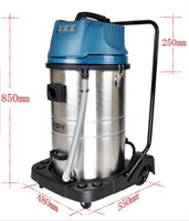 Cyclone industrial vacuum - large industrial vacuum cleaner