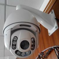Wholesale 18x Optical Lens Auto focus H P High Speed Dome IP PTZ Camera Support ONVIF Compatible Milestone NUUO Axxon Dahua