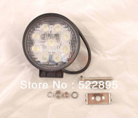 used trucks - 20PCS quot W LED Working Light Spot Flood Lamp Motorcycle Tractor Truck Trailer SUV JEEP Offroads Boat Truck Use V