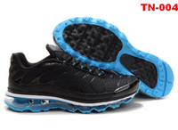 Wholesale Hot Tn09 sport sneakers athletic shoes with air cushion men Clearance brand sports