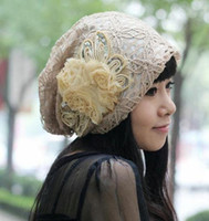Wholesale Cloches Caps For Women Hollow Out Style Bowknot colors Mix Order Cheap C2