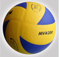 Wholesale 2013 new Volleyball mikasa mva200 ball