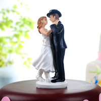 Wholesale A Sweet Western Embrace Cake Topper