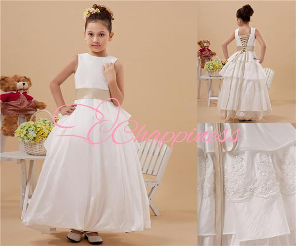 Buy cheap flower girl dresses online at dinobridals.com, you can have your favorite