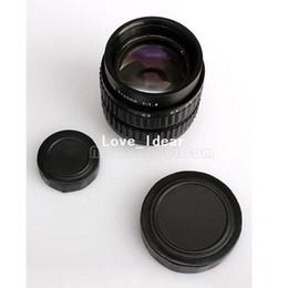 Wholesale 50mm F1 CCTV TV Movie Lens C mount C Mount For Olympus Panasonic Sony NEX NI5L