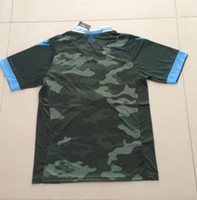 Wholesale Thai Quality Season Jersey Away Camo Soccer Jerseys Shirts Football Jersey Thailand Quality Jerseys camouflage color Jersey