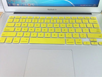 Wholesale for quot quot quot quot quot Apple MacBook Air PRO retina Soft Silicone Keyboard Protective Film dustproof keyboard protector no package moq400